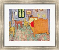 Van Gogh's Bedroom at Arles, 1889 Fine Art Print