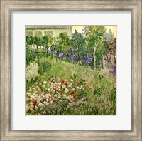 Daubigny's garden, 1890 Fine Art Print