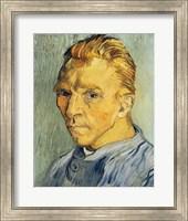 Self Portrait without Beard Fine Art Print