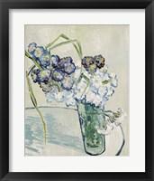 Still Life, Vase of Carnations, June 1890 Fine Art Print