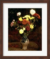 Still Life of Flowers Fine Art Print