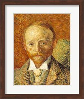 Portrait of Alexander Reid Fine Art Print