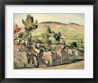 Hillside in Provence Fine Art Print