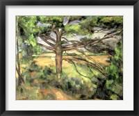The Large Pine, 1895-97 Fine Art Print