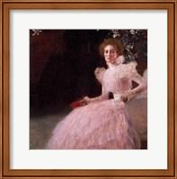 Sonja Knips, 1898 Fine Art Print