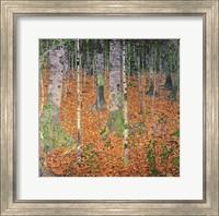 The Birch Wood, 1903 Fine Art Print