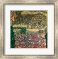 Country House by the Attersee, c.1914 Fine Art Print