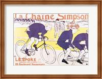 The Simpson Chain, 1896 Fine Art Print