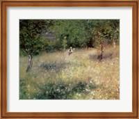 Spring at Chatou Fine Art Print