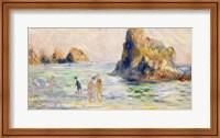 Moulin Huet Bay Fine Art Print