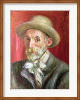 Self portrait, 1910 Fine Art Print