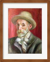 Self portrait, 1910 Fine Art Print
