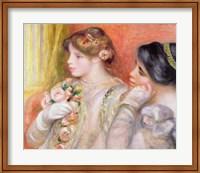 Dans La Loge, c.1908 Fine Art Print