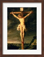 The Crucifixion Fine Art Print