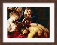 Samson and Delilah Fine Art Print