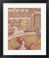 The Circus, 1891 Fine Art Print