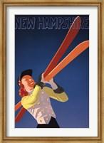 New Hampshire Fine Art Print