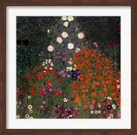 The Flowery Garden, c.1907 Fine Art Print