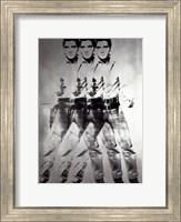 Elvis, 1963 (triple Elvis) Fine Art Print