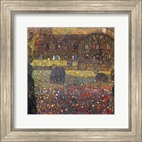 House in Attersee Fine Art Print