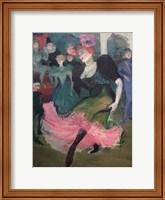 Marcelle Lender Dancing Bolero Fine Art Print