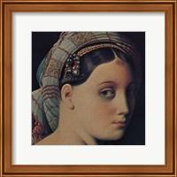 The Grand Odalisque (detail) Fine Art Print