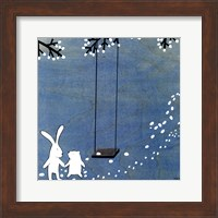 Follow Your Heart- Let's Swing Fine Art Print