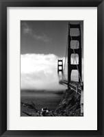 Golden Gate Fog Fine Art Print
