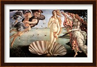 The Birth of Venus Fine Art Print