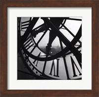 Orsay Clock Fine Art Print