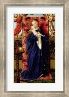 Madonna at the Fountain, 1439 Fine Art Print