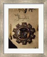 The Arnolfini Marriage (mirror detail) Fine Art Print