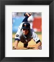 Brandon Inge 2011 Action Fine Art Print