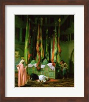 The Shrine of Imam Hussein Fine Art Print