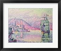 Antibes, Evening, 1914 Fine Art Print