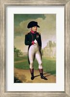 Napoleon I - posed Fine Art Print