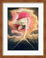 God Creating the Universe Fine Art Print