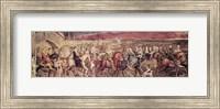 Chaucer's Canterbury Pilgrims ,1810 Fine Art Print