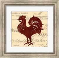 Tuscan Rooster III Fine Art Print