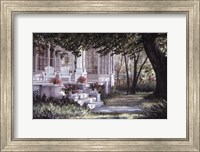 Country Porch Fine Art Print