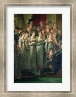 The Consecration of the Emperor Napoleon III Fine Art Print
