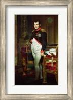 Napoleon Bonaparte Fine Art Print