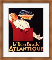 Le Bon Bock Fine Art Print