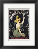 Absinthe Blanqui Fine Art Print