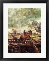 Study for The Leaping Horse Fine Art Print