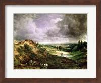 Hampstead Heath Fine Art Print