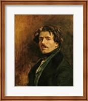 Self Portrait, c.1837 Fine Art Print