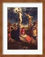 Christ on the Cross, 1835 Fine Art Print