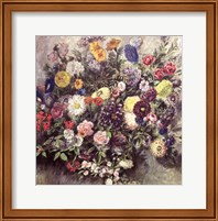 Bouquet of Flowers Fine Art Print