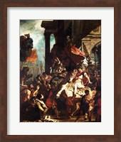 The Justice of Trajan Fine Art Print